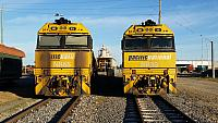 Loco Provisioning centre Kewdale (PFT) 22nd May 2016