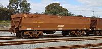 Cliff's WOE Type iron ore wagon