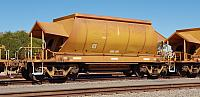 Midwest/Aurizon wagon AHCF type iron ore wagon