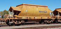 Midwest/Aurizon wagon KHBF type iron ore wagon