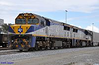 A close up shot of VL357 and VL361 at Forrestfield Yard on the 7th October 2012